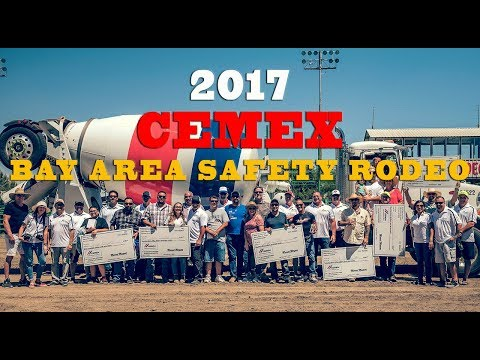 Cemex 2017 Bay Area Safety Rodeo