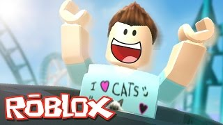 Roblox Adventures / Theme Park Tycoon 2 / Building My Own Amusement Park!