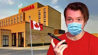 Inside 14 Day Hotel Quarantine In Canada..