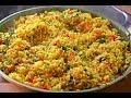Amazing Sorfran Rice [Vegan + Gluten Free] Christmas Special 2 | CaribbeanPot.com