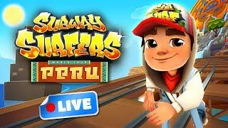 Subway Surfers World Tour 2017 - Peru Gameplay Livestream