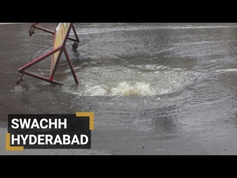 Drains blocked; Sewage overflows