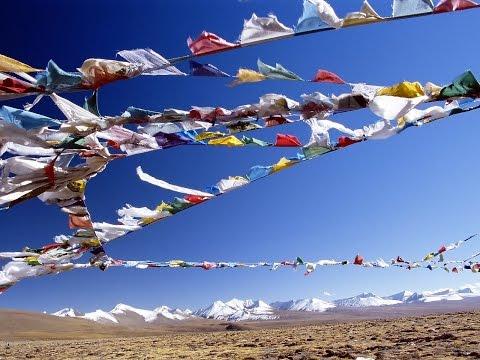 Rohtang Pass Buddhist Spiritualism Manali Ladakh India *HD*