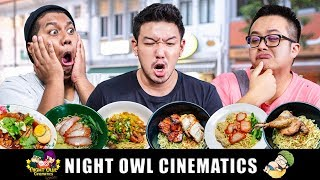 Food King: The Search for the Ultimate Wanton Mee!