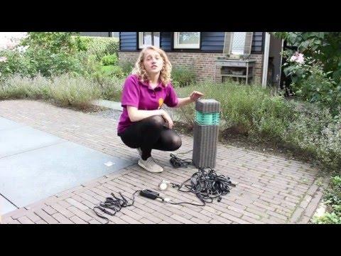 12V Systeem Gardenlights - Productvideo