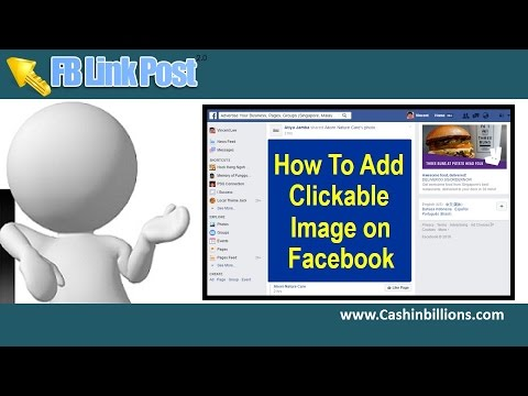 FB Link Post 2 Review Demo | How to Add Clickable Images for Facebook
