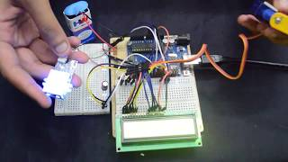 Biometric Attendance System Project Using Fingerprint