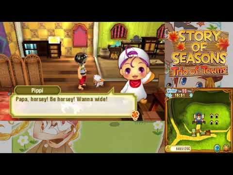 Let's Play Story of Seasons: Trio of Towns 128: Happy Anniversary