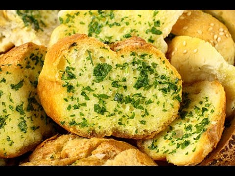 Easy Garlic Bread | One Pot Chef