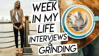 Download COLLEGE WEEK IN MY LIFE NYC! Interviewing, Figuring Out My Life, & Being Honest Video