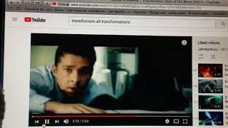 Transformers rev ( slo mo ) pt 2