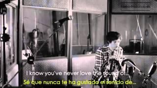 One Direction Little Things (Lyrics + Sub Español) Official Video [HD]