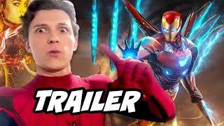 Download Spider-Man Far From Home Trailer 2 - Avengers Endgame Timeline Breakdown Video
