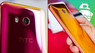 Solar Red HTC U11: Iron Man Edition?
