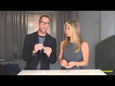 Living Proof Flex Hairspray Bloopers with Jennifer Aniston and Chris McMillan