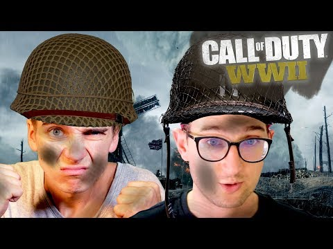 CALL OF DUTY WWII BETA!!!