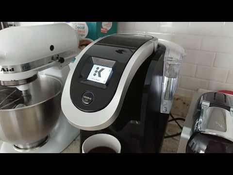 Keurig K250 Single Serve, K-Cup Pod Coffee Maker 2015 vs 2018 Model Review