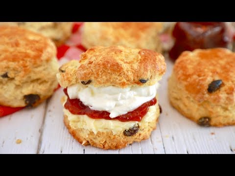 Gemma's Best Ever Irish Scones for St. Patrick's Day
