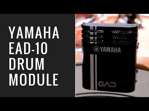 Yamaha EAD-10 Drum Module - I'm VERY Surprised!