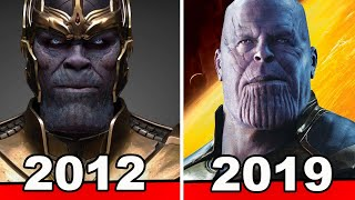 Download The Evolution Of Thanos: MCU Timeline Video