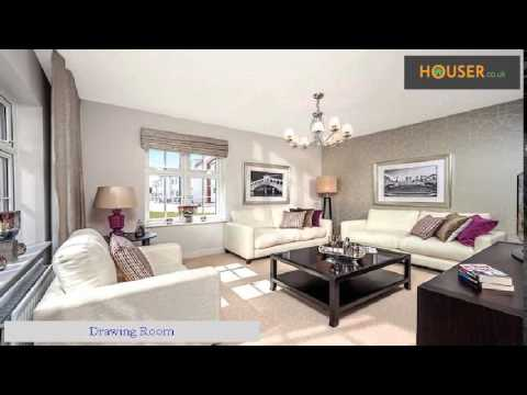 4 bed detached house for sale on Lunts Heath Road, Widnes, Cheshire WA8 By Redrow - Lancaster Place