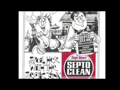 Septic Tank humour with Septo Clean
