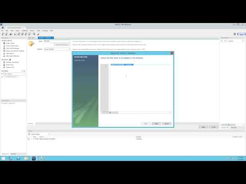 How to setup MySQL database and user on Windows Server