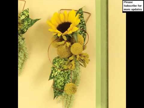 Wedding Boutonnieres And Corsage Sunflower Picture Ideas Romance