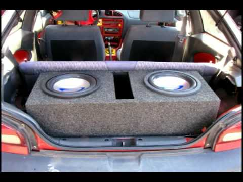 Slot Vented Speaker Boxes From OBCON