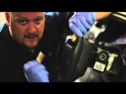 Pontiac Grand Prix Ignition Lock Cylinder Replacement