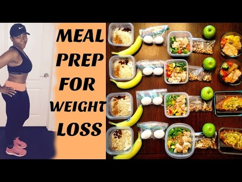 MEAL PREP FOR WEIGHT LOSS#2