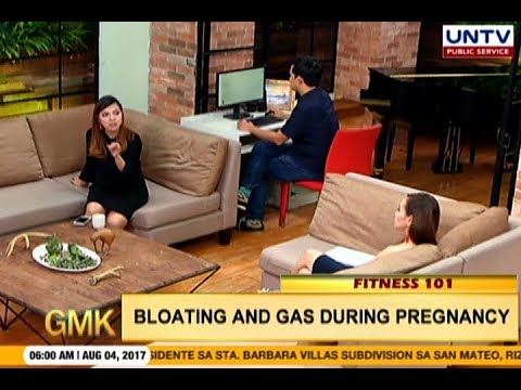 Bloating and gas during pregnancy  |  Fitness 101