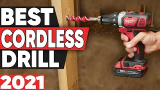 5 Best Cordless Drill in 2021