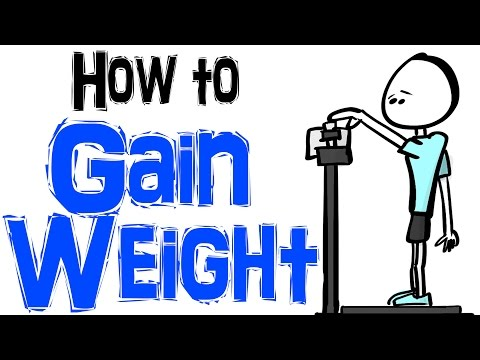 How to Gain Weight the Right Way