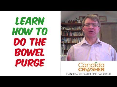 How Do I Do The Bowel Purge?