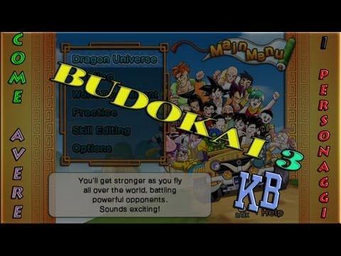 Come sbloccare i personaggi di Budokai 3