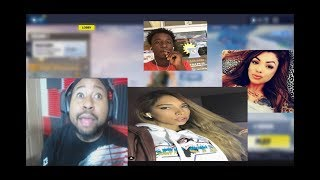 Akademiks Gets CONFRONTED by Boom & Chat For Simping & Celina Aplogizes And Gets Tapes Leaked