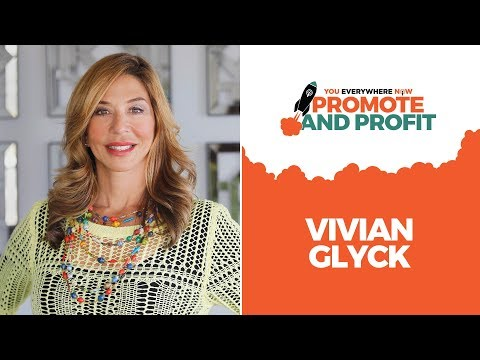 Vivian Glyck and Mike Koenigs about Promote and Profit