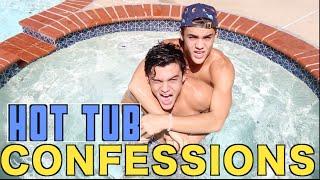 Hot Tub Confessions