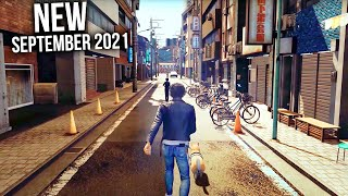 Top 10 NEW Games of September 2021