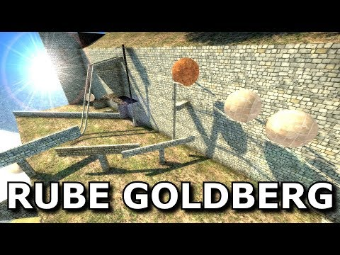 CS:GO Rube Goldberg Machine