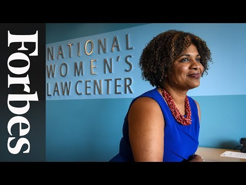 Time's Up Legal Defense: Catching Up With Fatima Goss Graves | Forbes