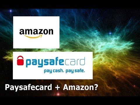 Mit Paysafecard auf Amazon einkaufen - Tutorial (Deutsch/German)