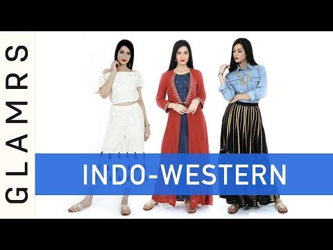 4 Stylish Indo - Western Looks, Every Girl Needs To Own! Glamrs Styling Tips And Tricks