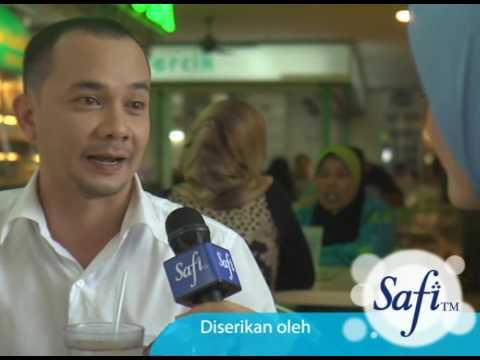 Serasi Bersama Safi 5 - Safi Men Hair Gel & Anti-Perspirant Deodorant