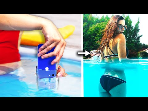 Xxx Mp4 7 Funny And Creative Photo Ideas Phone Photography Hacks And More DIY Ideas 3gp Sex