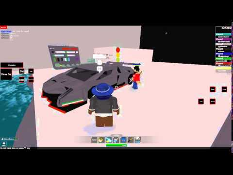 Roblox Build and Race: Advanced cars Episode 1