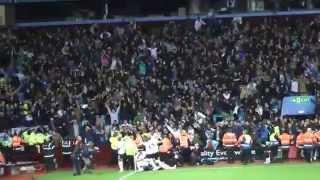 Aston Villa 1-2 Tottenham, 2-11-2014: Kane