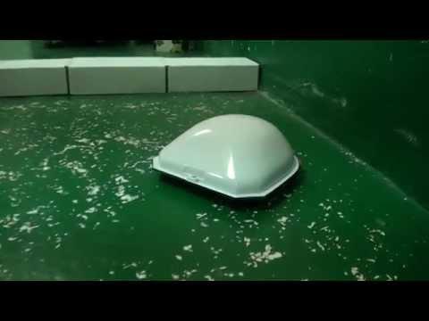 DIY Robot Vacuum Cleaner