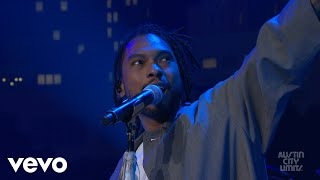 "Miguel - Miguel on Austin City Limits ""The Thrill"" (Web Exclusive)"